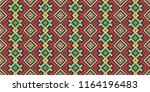 traditional ukrainian folk art... | Shutterstock .eps vector #1164196483