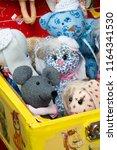 flea market   folk crafts....   Shutterstock . vector #1164341530