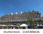 rennes  france   june 27  2018  ... | Shutterstock . vector #1164388636