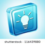 transparent to the 3d icon   Shutterstock . vector #116439880