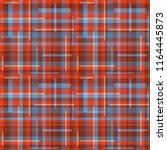 checkered pattern. seamless...   Shutterstock .eps vector #1164445873