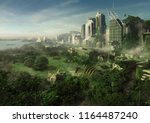 2d Digital Illustration Of A...