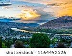 scenic lookout  kamloops ...   Shutterstock . vector #1164492526