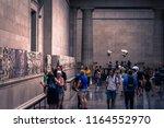 london   august 06  2018 ... | Shutterstock . vector #1164552970