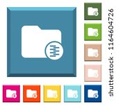 compressed directory white... | Shutterstock .eps vector #1164604726
