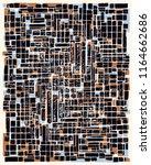 abstract grunge vector... | Shutterstock .eps vector #1164662686