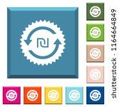 new shekel pay back guarantee... | Shutterstock .eps vector #1164664849