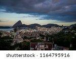 city centre of rio de janeiro...   Shutterstock . vector #1164795916