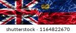 united kingdom vs liechtenstein ... | Shutterstock . vector #1164822670