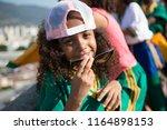 rio de janeiro  brazil   august ...   Shutterstock . vector #1164898153