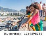rio de janeiro  brazil   august ...   Shutterstock . vector #1164898156