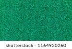 green artificial grass pattern... | Shutterstock . vector #1164920260