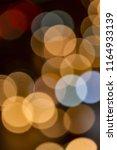 abstract bokeh background...   Shutterstock . vector #1164933139