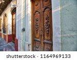 guadalajara streets in historic ...   Shutterstock . vector #1164969133