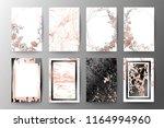 Set Of Elegant Brochure  Card ...