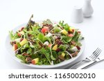 close up view of fresh... | Shutterstock . vector #1165002010