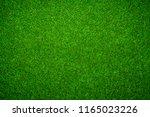 green grass background | Shutterstock . vector #1165023226