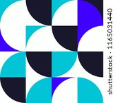 abstract minimal geometric... | Shutterstock .eps vector #1165031440