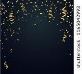 celebration background template ... | Shutterstock .eps vector #1165042993
