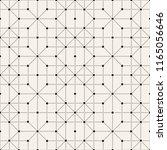 vector seamless pattern. modern ... | Shutterstock .eps vector #1165056646