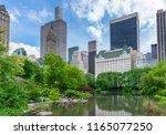 new york  usa   may 21  2018 ... | Shutterstock . vector #1165077250