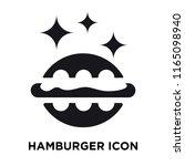 hamburger icon vector isolated...