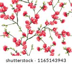 beautiful vector seamless... | Shutterstock .eps vector #1165143943