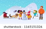 vector illustration of... | Shutterstock .eps vector #1165151326