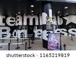 japan  tokyo   august 2018 ... | Shutterstock . vector #1165219819