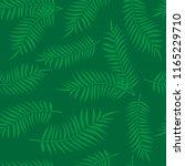 illustration of seamless... | Shutterstock . vector #1165229710