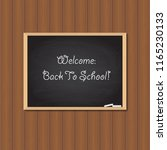 back to school. illustration of ... | Shutterstock . vector #1165230133