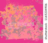 vector decorative abstract...   Shutterstock .eps vector #1165234906