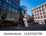 prague  czech republic   may 7  ...   Shutterstock . vector #1165236700