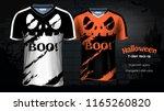 halloween costume t shirts...   Shutterstock .eps vector #1165260820