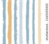 paint stripe seamless pattern.... | Shutterstock .eps vector #1165335433