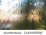 flowed paths of moisture on the ... | Shutterstock . vector #1165430500