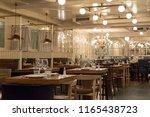 image of big modern hall... | Shutterstock . vector #1165438723