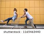 chelyabinsk russia   august 2 ... | Shutterstock . vector #1165463440