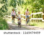 family  leisure and people... | Shutterstock . vector #1165474459