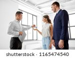 real estate business  sale and... | Shutterstock . vector #1165474540
