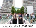 singapore   july 14  2018 ...   Shutterstock . vector #1165479403