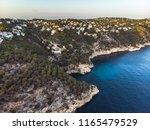 summer 2018  xabia  javea ... | Shutterstock . vector #1165479529