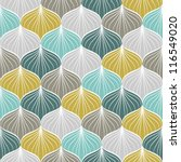 abstract seamless pattern... | Shutterstock .eps vector #116549020