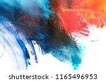 abstract art background.... | Shutterstock . vector #1165496953
