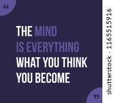 inspirational quote  motivation....   Shutterstock .eps vector #1165515916