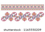 pattern for traditional... | Shutterstock .eps vector #1165550209