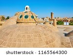 the old kashan is rich in... | Shutterstock . vector #1165564300