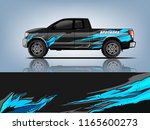 car graphic vector. abstract... | Shutterstock .eps vector #1165600273