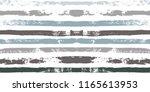 paint stripe seamless pattern.... | Shutterstock .eps vector #1165613953