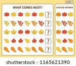 set of tasks for the... | Shutterstock .eps vector #1165621390